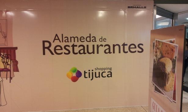 Alameda dos Restaurantes (Foto:Rafael Junqueira/Mundo Pauta)