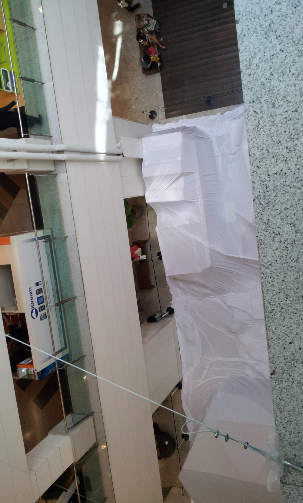 Alameda dos restaurantes – Shopping Tijuca – Mundo Pauta