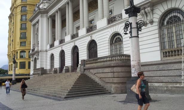 Câmara Municipal do Rio de Janeiro (Foto: Rafael Junqueira /Mundo Pauta)