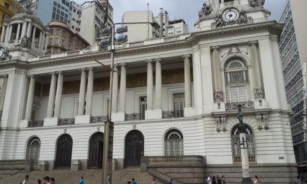 Camara Municipal do Rio de Janeiro (Foto: Rafael Junqueira /Mundo Pauta)
