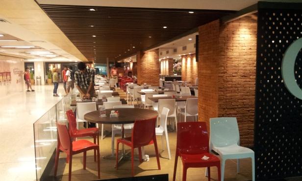 Espaço do restaurante Galli (Foto: Rafael Junqueira/Mundo Pauta)