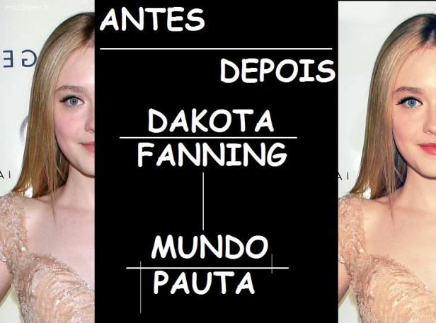 Dakota Fanning - Vintage side