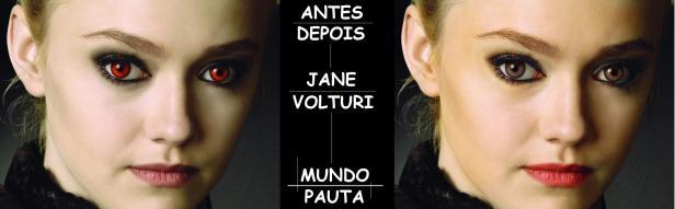 Jane Volturi (Foto: Mundo Pauta)