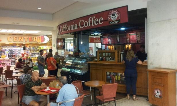 Shopping Tijuca - California Coffe (Foto: Rafael Junqueira/Mundo Pauta)