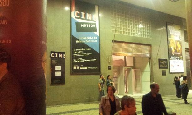 Teatro Maison de France - Centro (Foto: Rafael Junqueira/Mundo Pauta)