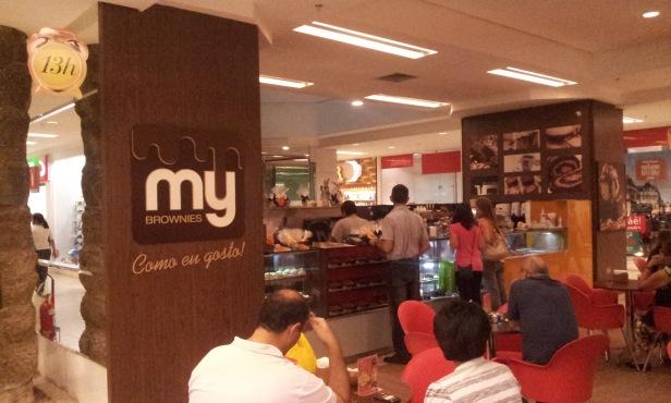 Shopping Tijuca - My Brownies (Foto: Rafael Junqueira/Mundo Pauta)