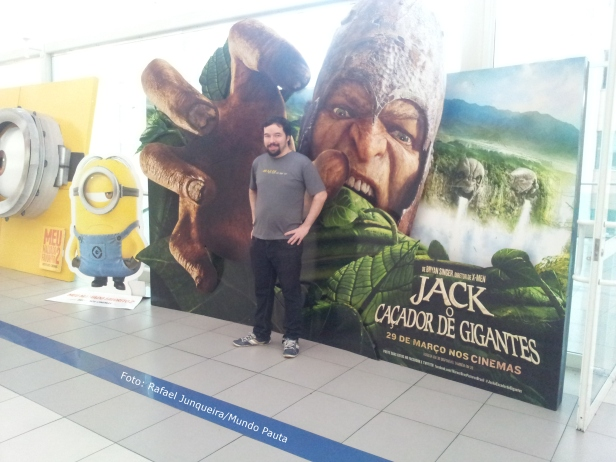 Jack o caçador de gigantes - Kinoplex (Foto: Rafael Junqueira/Mundo Pauta)