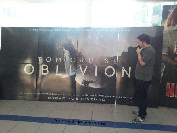 Oblivion - Kinoplex (Foto: Rafael Junqueira/Mundo Pauta)