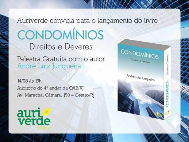 Convite - André Luiz Junqueira - OAB Expo