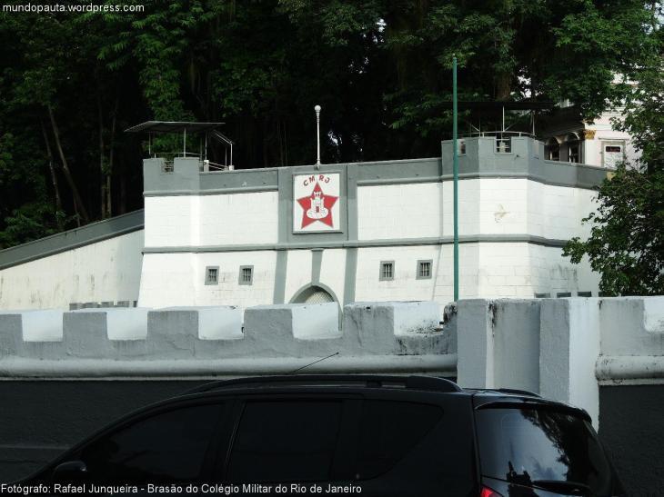 Castelo na seção de educação física (Foto: Rafael Junqueira/Mundo Pauta)