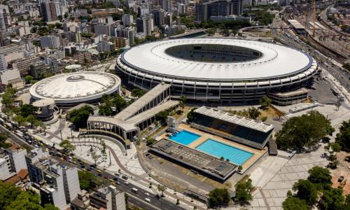 Novo Maracanã estreia, pela segunda vez, numa Copa (Foto: Reprodução/Mundo Pauta)