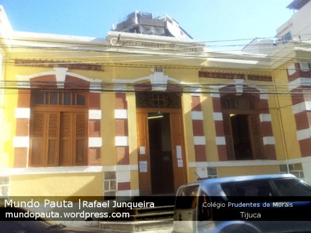 Escola Municipal Prudente de Moraes (Foto: Rafael Junqueira/Mundo Pauta)