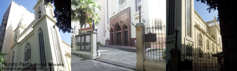 Igreja Nossa Senhora do Líbano (Foto: Rafael Junqueira\Mundo Pauta)