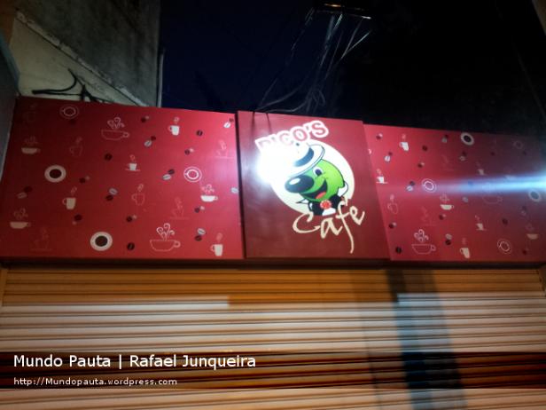 Rico Café na Rua das Flores (Foto: Rafael Junqueira\Mundo Pauta)