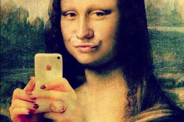 A moda mais forte do século 21 - Selfie (Imagem: Reprodução)