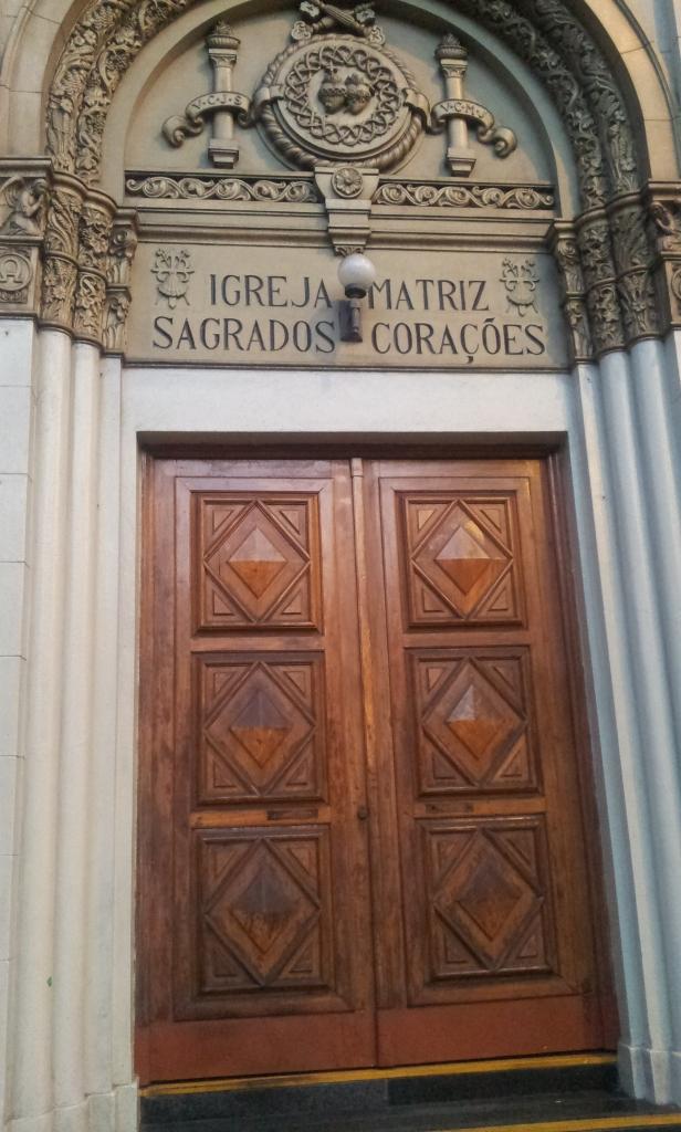 Portão Principal - Entrada Conde de Bonfim (Foto: Rafael Junqueira/ Mundo Pauta)