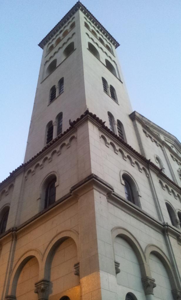 Torre única - Tijuca (Foto: Rafael Junqueira/ Mundo Pauta)