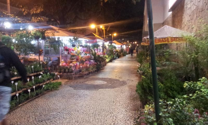 Rua das Flores - Tijuca (Foto: Rafael Junqueira/ Mundo Pauta)