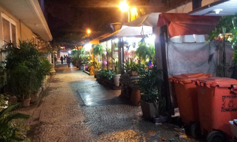 Sentido Rua Santo Afonso - Tijuca (Foto: Rafael Junqueira / Mundo Pauta)