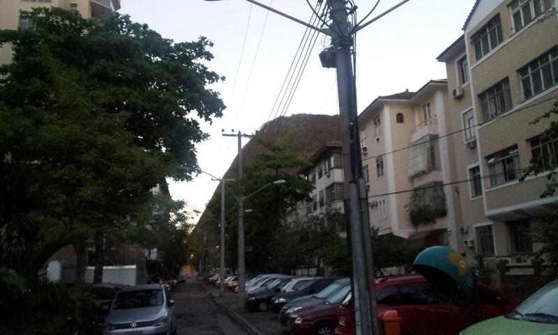 Final da Rua Dulce - Tijuca (Foto: Rafael Junqueira/ Mundo Pauta)
