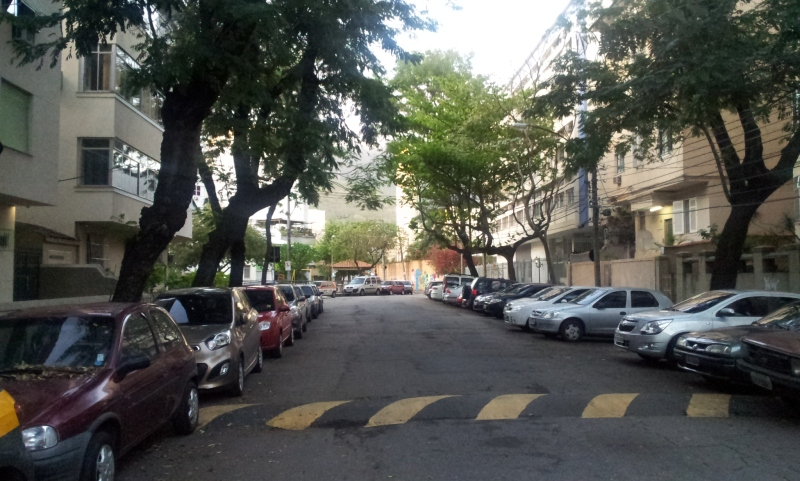 General Marcelino sentido Rua Dulce - Tijuca (Foto: Rafael Junqueira/ Mundo Pauta)