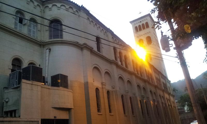 Igreja Matriz dos Sagrados Corações - Tijuca (Foto: Rafael Junqueira/ Mundo Pauta)