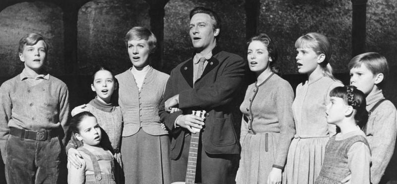Cena da Noviça Rebelde (1965)