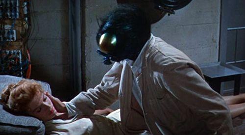"""Cena da """"A mosca da Cabeça branca"""" (1965)"""