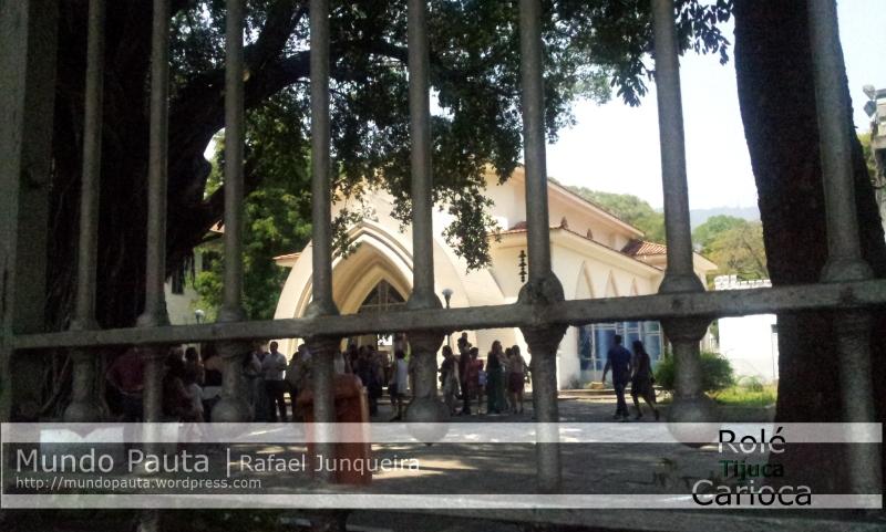 Capela do Colégio Militar do Rio de Janeiro (Foto: Rafael Junqueira / Mundo Pauta)