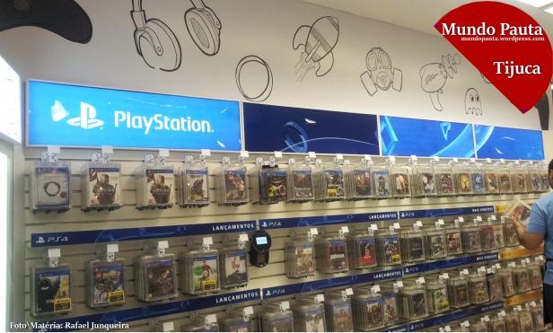 Acervo Playstation - PS3 e PS4 (Foto\Matéria: Rafael Junqueira \ Mundo Pauta)