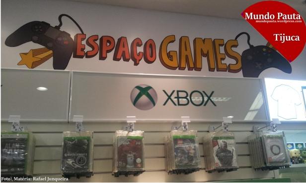 Espaço Games - Acervo Xbox (Foto\Reportagem: Rafael Junqueira \ Mundo Pauta)